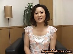 Hot mature asian woman is amazing for sex 1 by japanmat