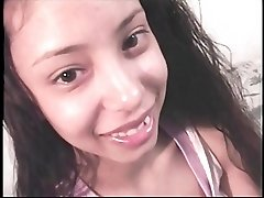 First video of young teen Alexis Love